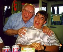 Grandpa Floyd & Matt