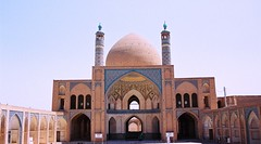 Kashan Mosque (ambrett) Tags: iran mosque kashan