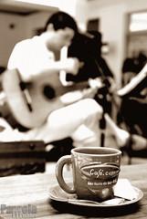 Caf.com (Pamela Machado) Tags: music coffee caf mall shopping msica bruno cafcom dmbros