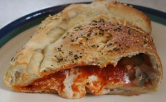 Calzone: The Inside