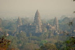 Angkor Wat, From a Distance