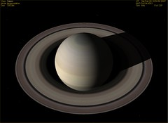 Saturn in Orbiter - Outer Planets L7