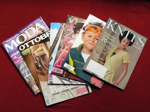 new magazines spring 2007