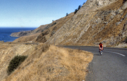 Oregon Coast Biking by Vista Monkey