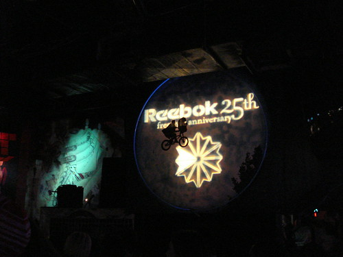 reebok party
