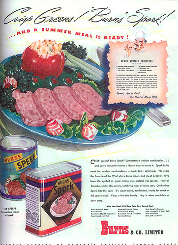 Vintage Ad #186 - Spork and Speef