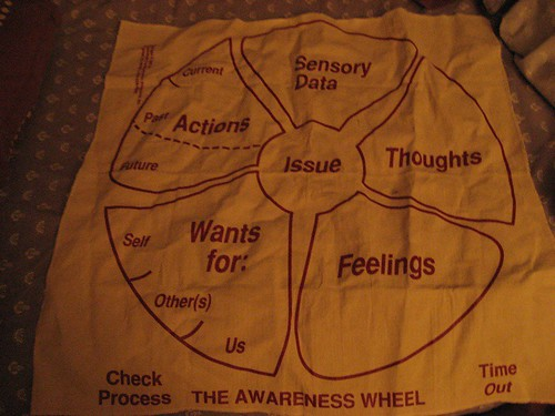 The Awareness Wheel