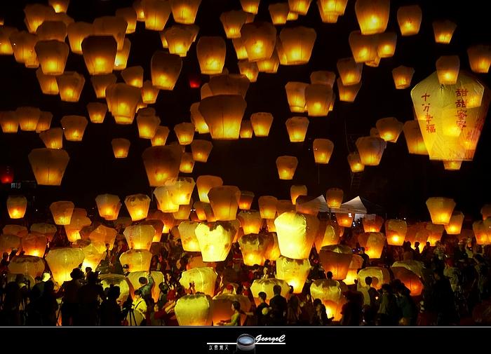 天燈拍攝心得分享