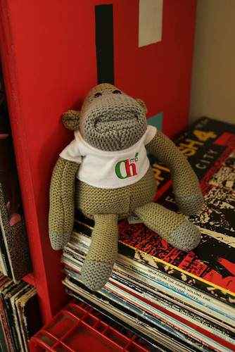 pg tips chimp