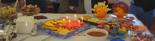 Mert'in Doğum Günü Masası
