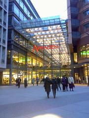 Arkaden Potsdamer Platz