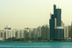 Abu Dhabi Skyline 3