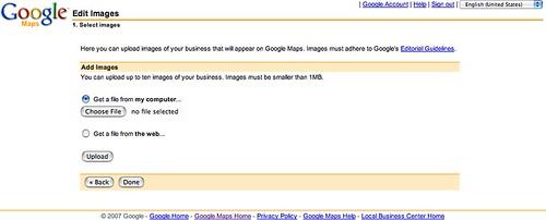 Nuevas funciones de Google Maps Business Center