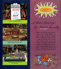 Tropical Paradise brochure
