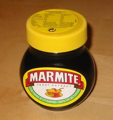 Tarrito de Marmite