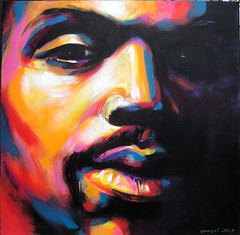 Malik-W (Cauquil Claude) Tags: portrait black color male art painting martinique carribean peinture blackmale caribean westindies outremer caraibe contemporain acrilyc carribe 10faves abigfave kokil cauquil