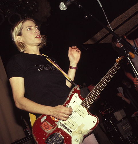 mark benney - kim gordon jazzmaster