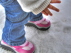 Jeans-and-Pink-Boots