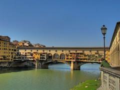 Ponte Vecchio (fonsico) Tags: bridge italy italia firenze arno medici hdr montenegro pontevecchio 3xp photomatix fonsico