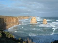 Twelve Apostles (only_point_five) Tags: ocean coast fuji australia victoria australien greatoceanroad twelveapostles southernocean küste a303
