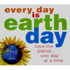 when is  earth day 2010