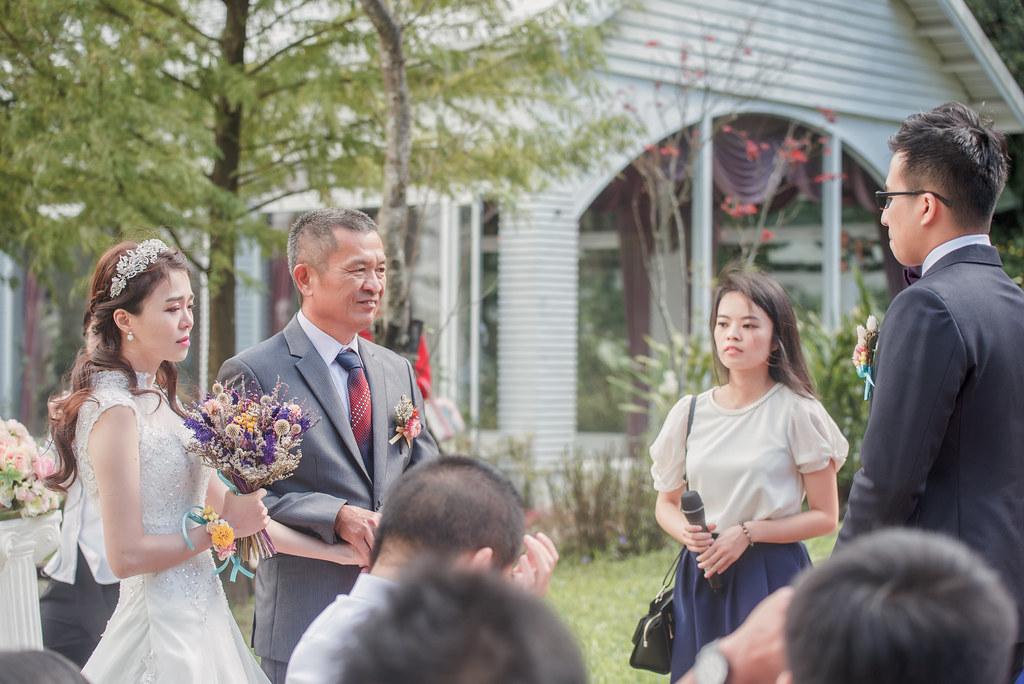 016羅莎會館 花園婚禮