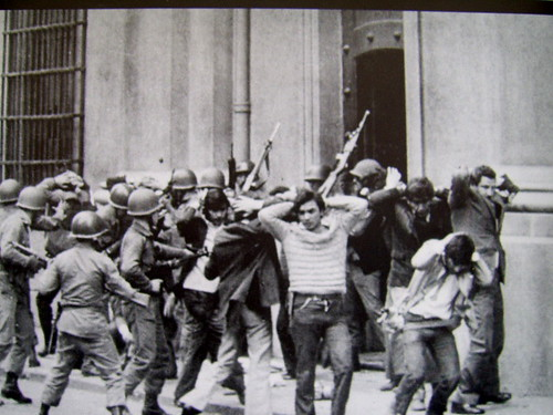 Dictadura en Uruguay