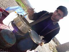 Lunch in Kharanaq