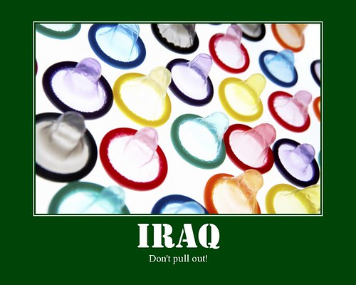 Iraq - Don't Pull Out