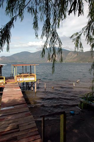 El Salvador Lake Coatepeque