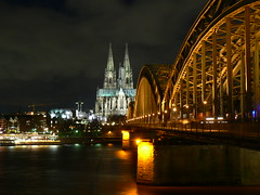 Dom and Bridge, Köln