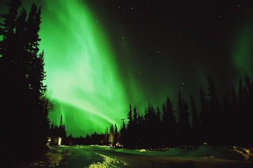 Auroral Storm, Tok, Alaska