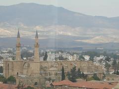 キプロスの首都ニコシア