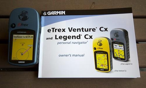 Etrex Legend