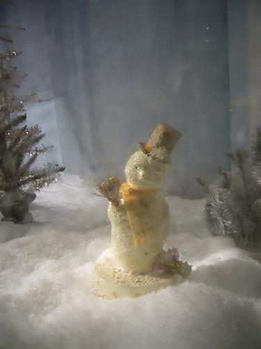 wee snow man