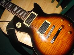7 String Les Paul (Andy Doyle) Tags: custom lespaul dimarzio 7string x2n x2n7 airnorton airnorton7