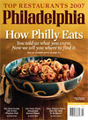 Philadelphia Magazine Cover January 2007