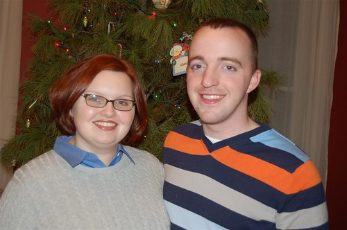 Adam and I, Christmas Eve