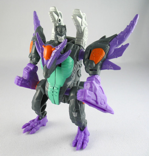 Legends of Cybertron Trypticon