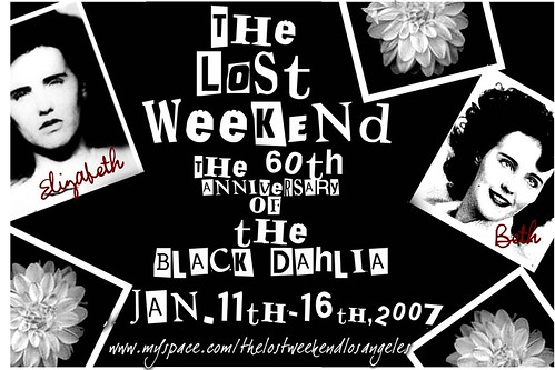 Lost Weekend front