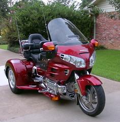 Motor Trike Issues?? - GL1800Riders