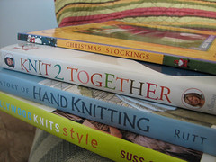 Knitting Books for Christmas!