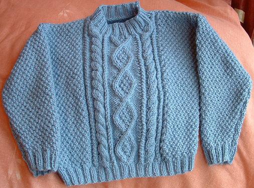 babysweaterMarch