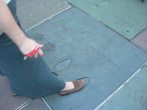 I'll be back @ Chinese Theater