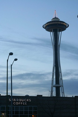 Two Seattle Symbols