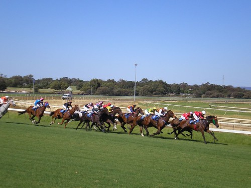Race 8 - Perth Cup 2007