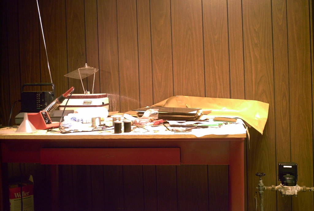 Stained Glass Workbench