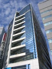 Daikan Plaza Building (1987porsche944) Tags: japan skyscraper tokyo shinjuku nishishinjuku daikan daikanplazabuilding