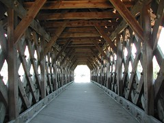 Covered Bridge - Barrie (***Bud***) Tags: bridge ontario canada photoshop cool nikon pix covered barrie 8700 cans2s
