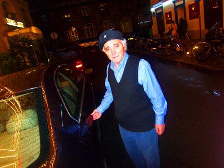 Paris Nuit Charles Aznavour Mon Algérie Jean Claude Brialy Jacques Chirac